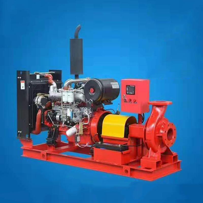 IS单级单吸柴油机泵组