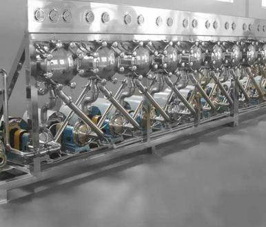 淀粉生产领域